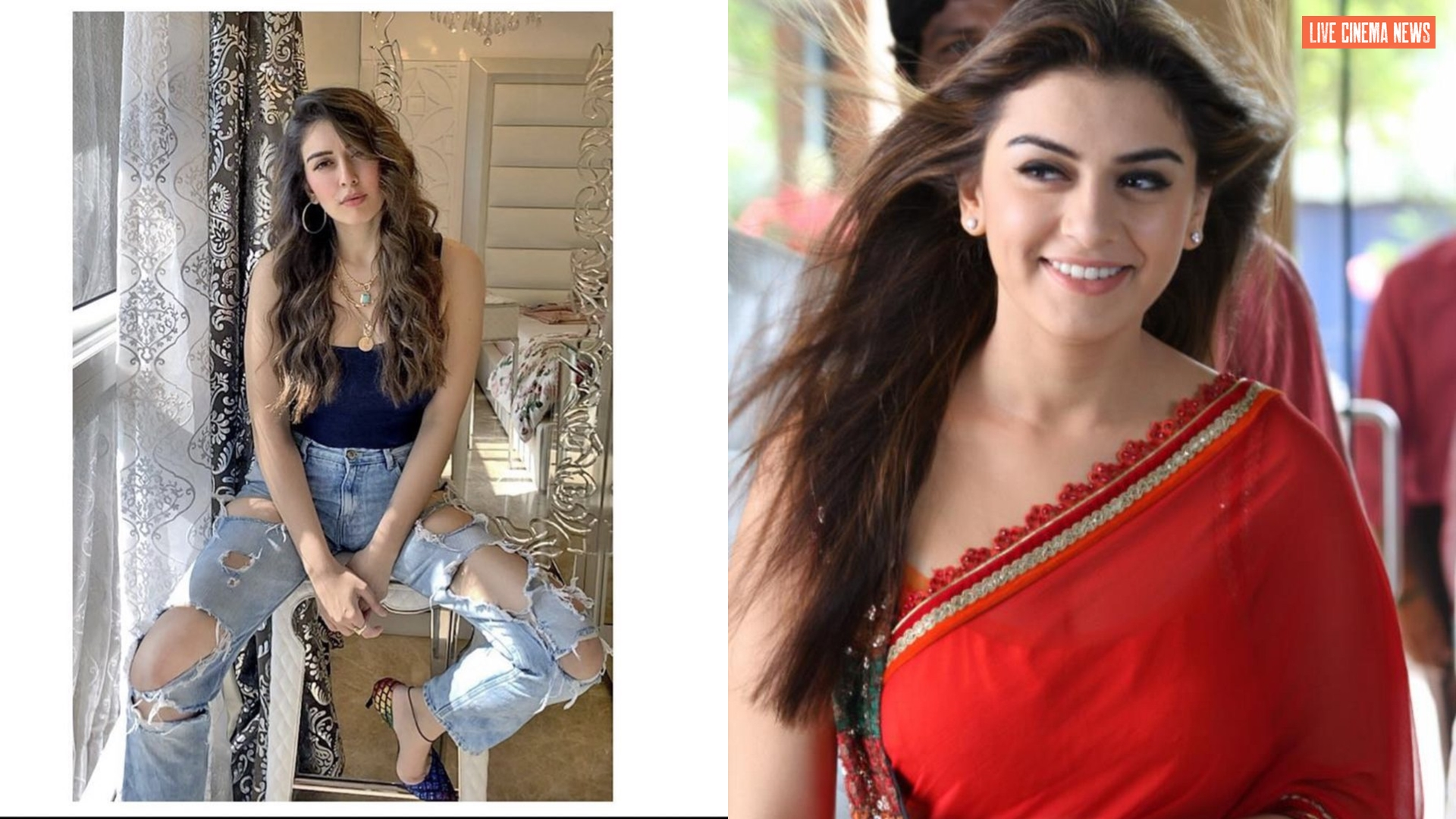 Fans teasing over hansika's new photo