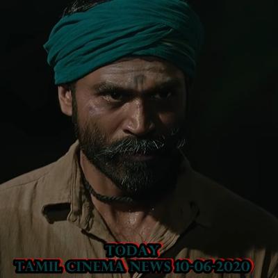 Today Tamil Cinema News 10-06-2020