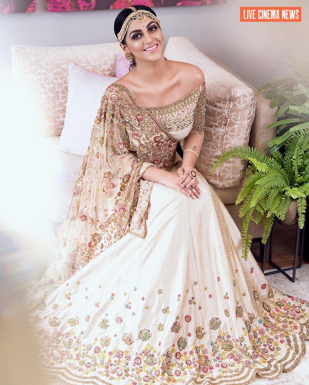 Gorgeous Diva Yashika Aannand