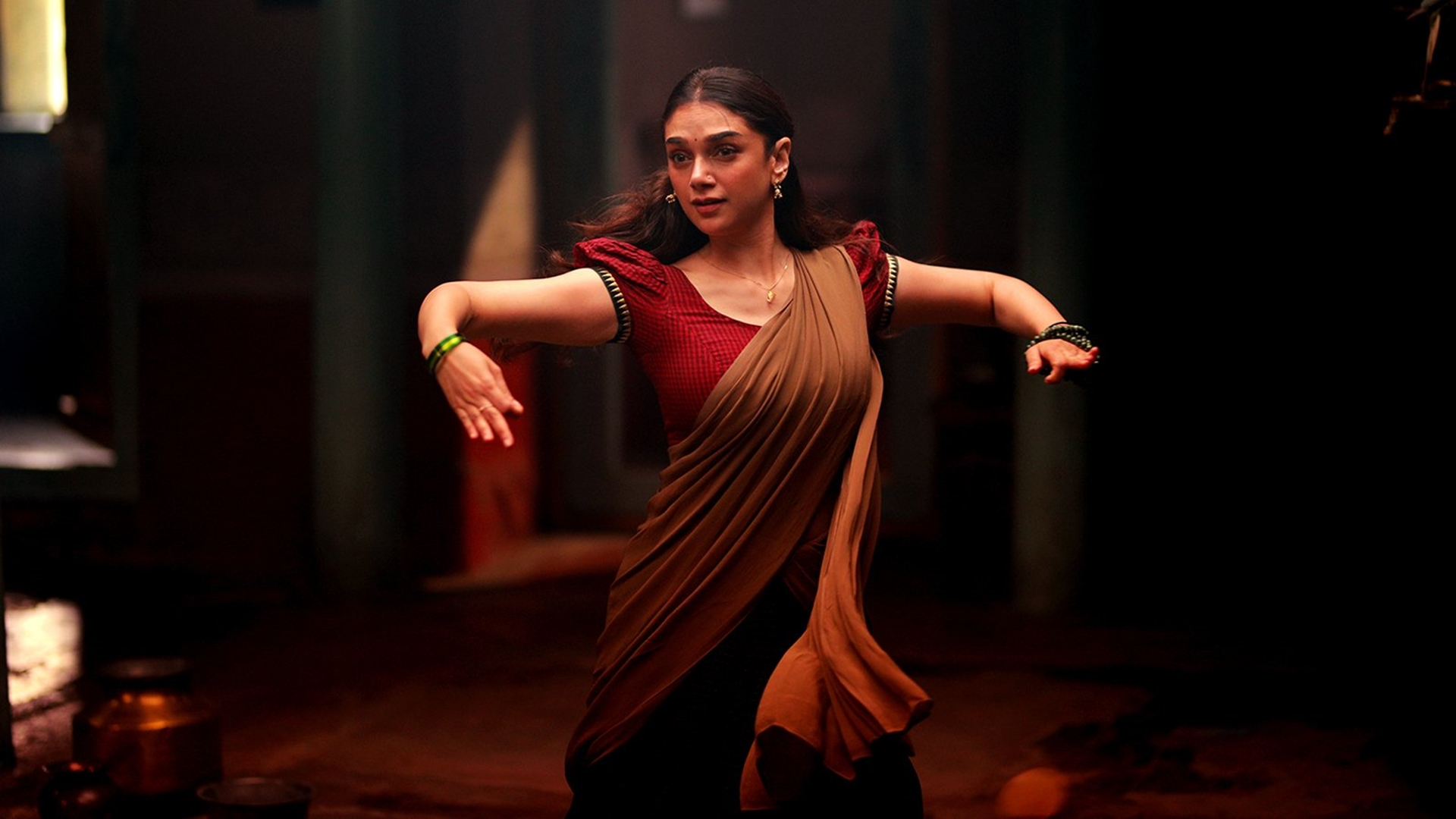 Aditi Rao in Sufiyum Sujathayum