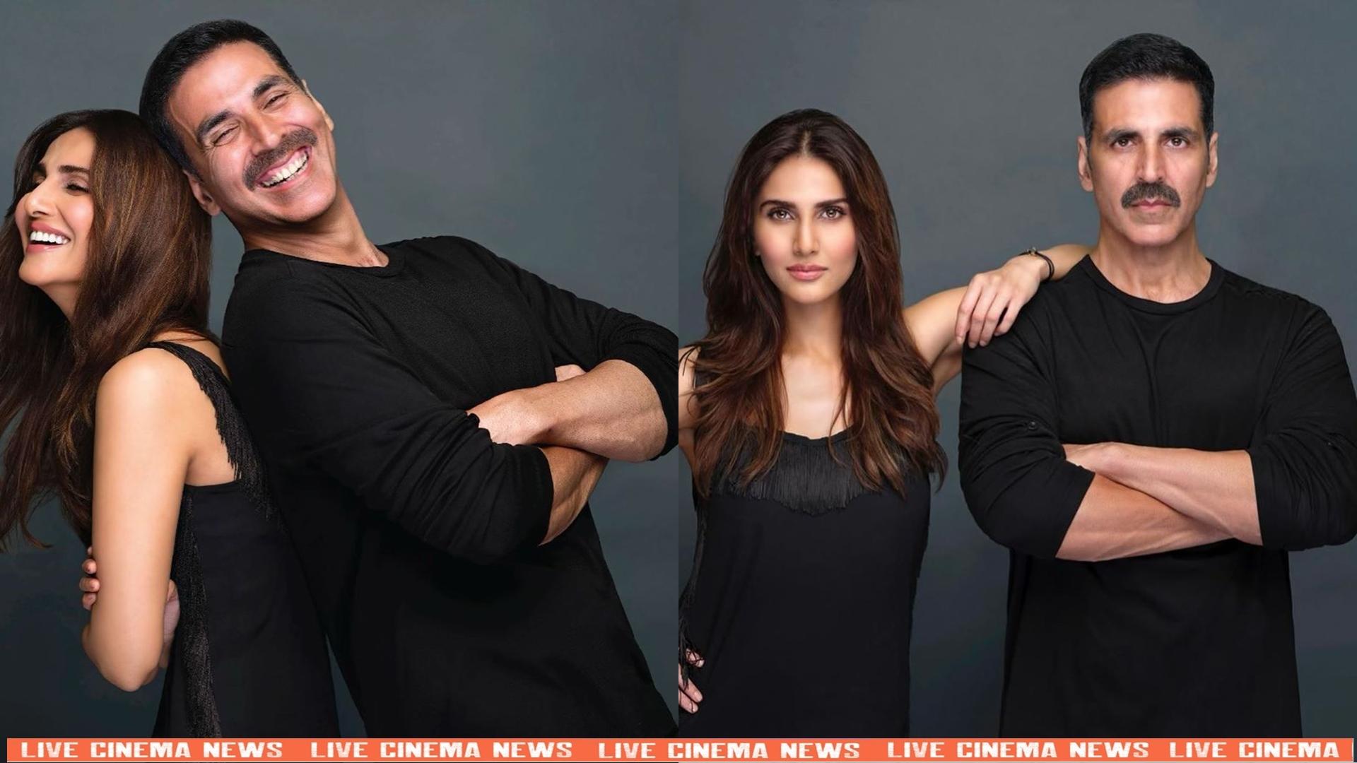 "Vaani Kapoor is the leading lady of Akshay Kumar's upcoming movie ""Bell bottom"""