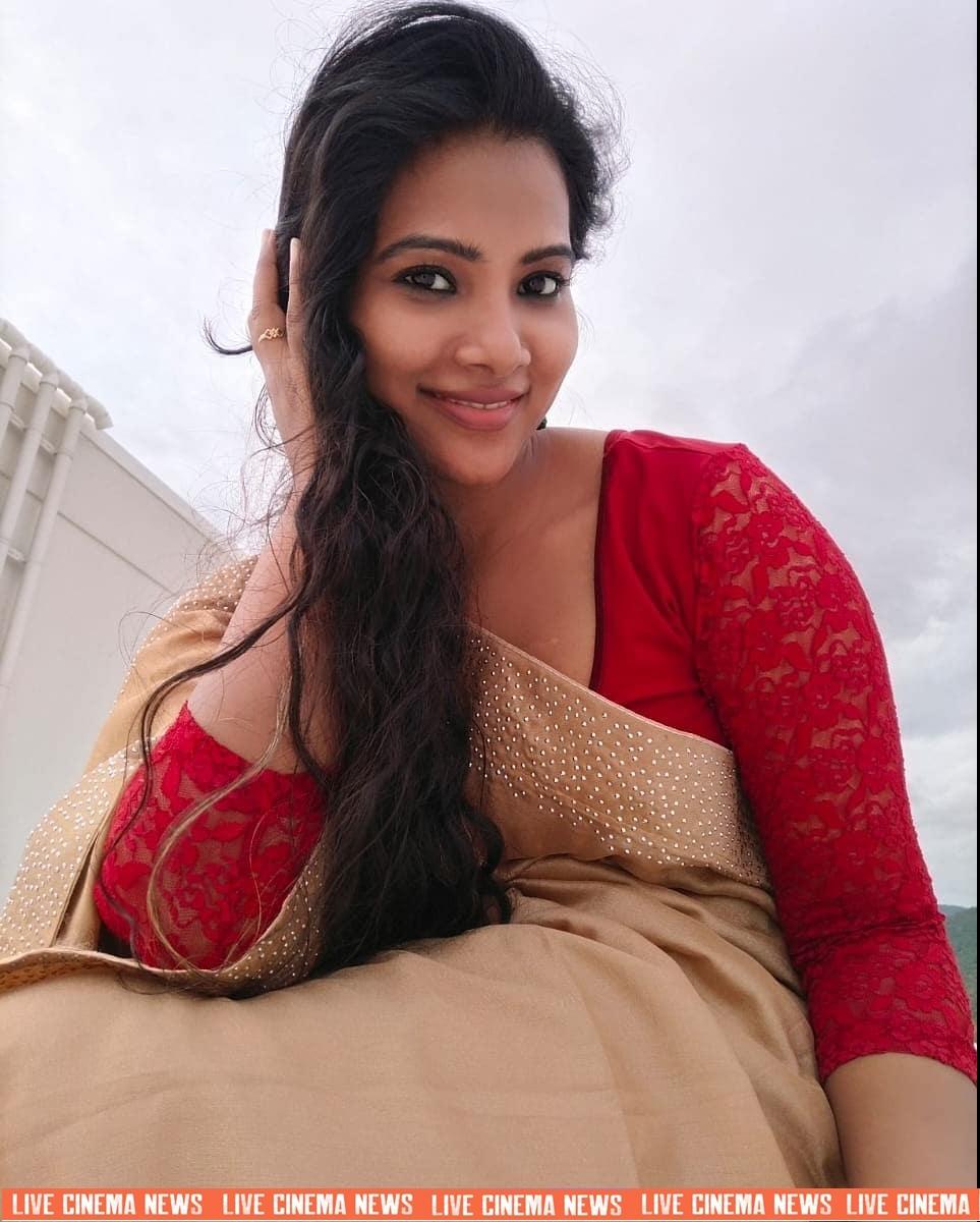dhivya dhuraisamy homely saree photos (19)