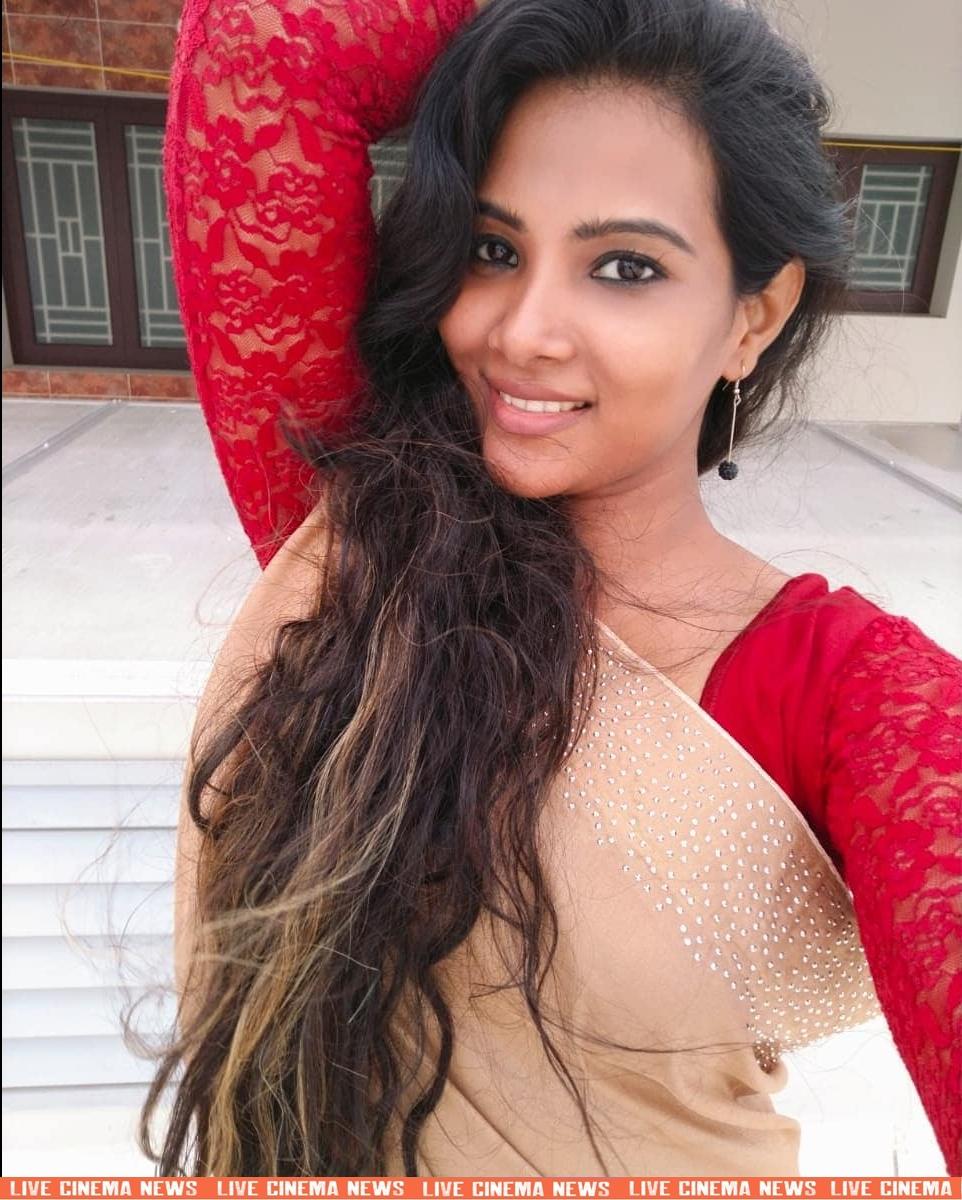 dhivya dhuraisamy homely saree photos (22)