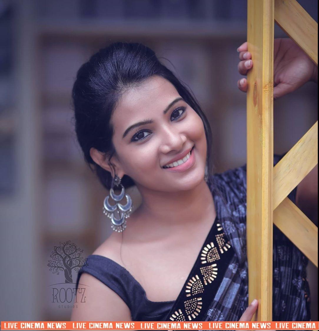 dhivya dhuraisamy homely saree photos (8)