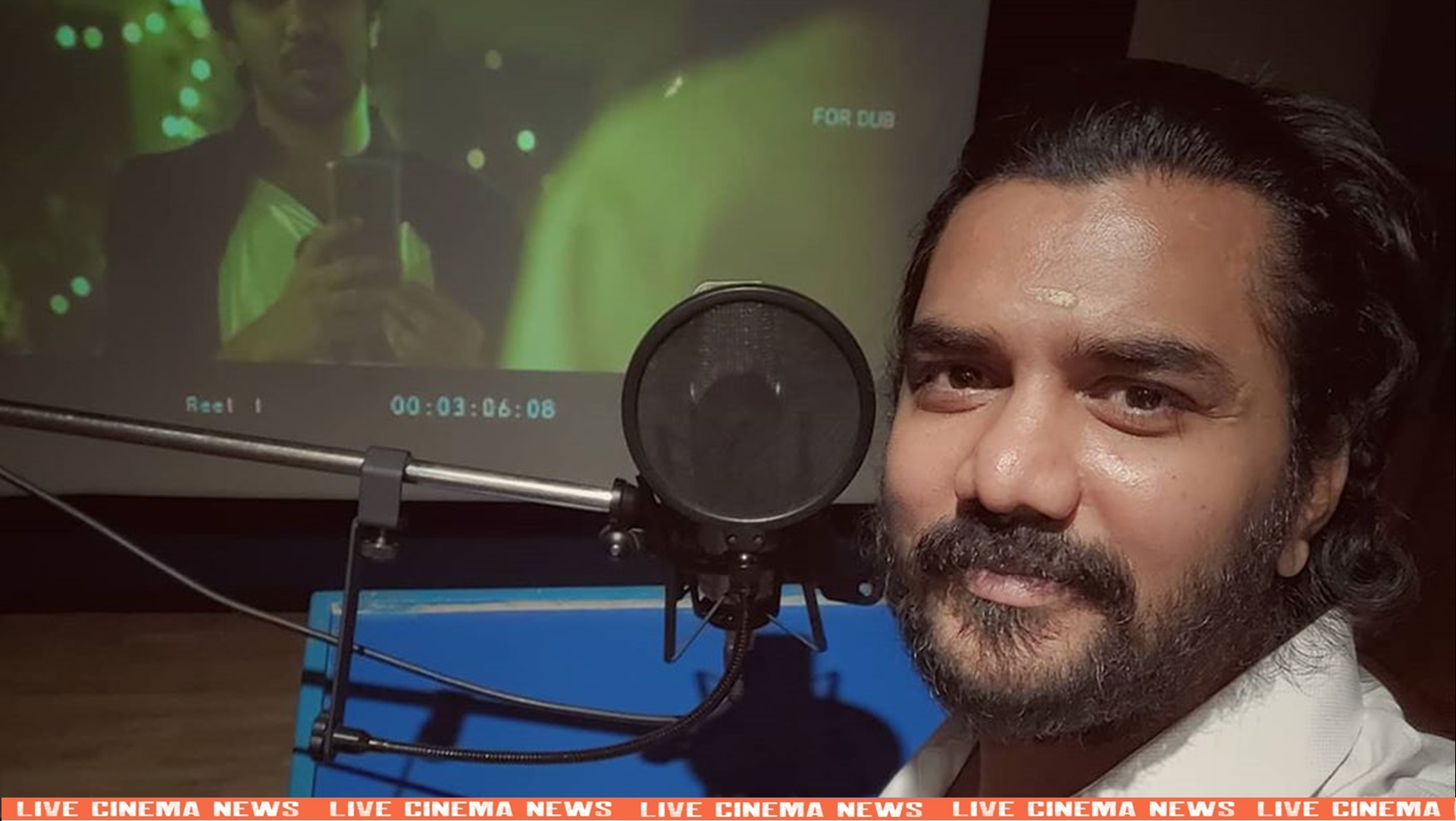 kavin finishes dubbing for 'Lift'