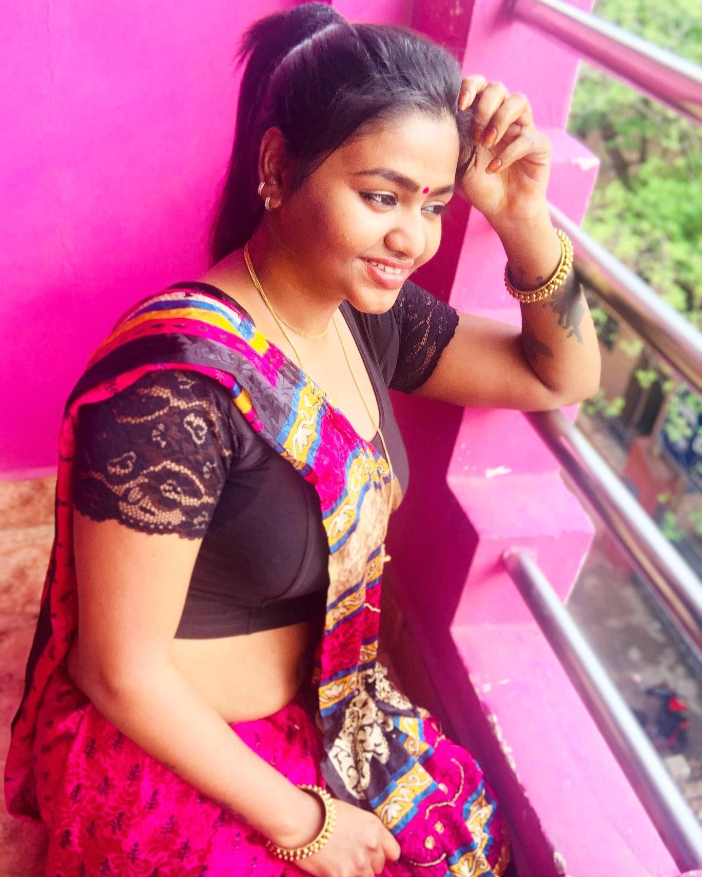 shalu shamu in saree_2