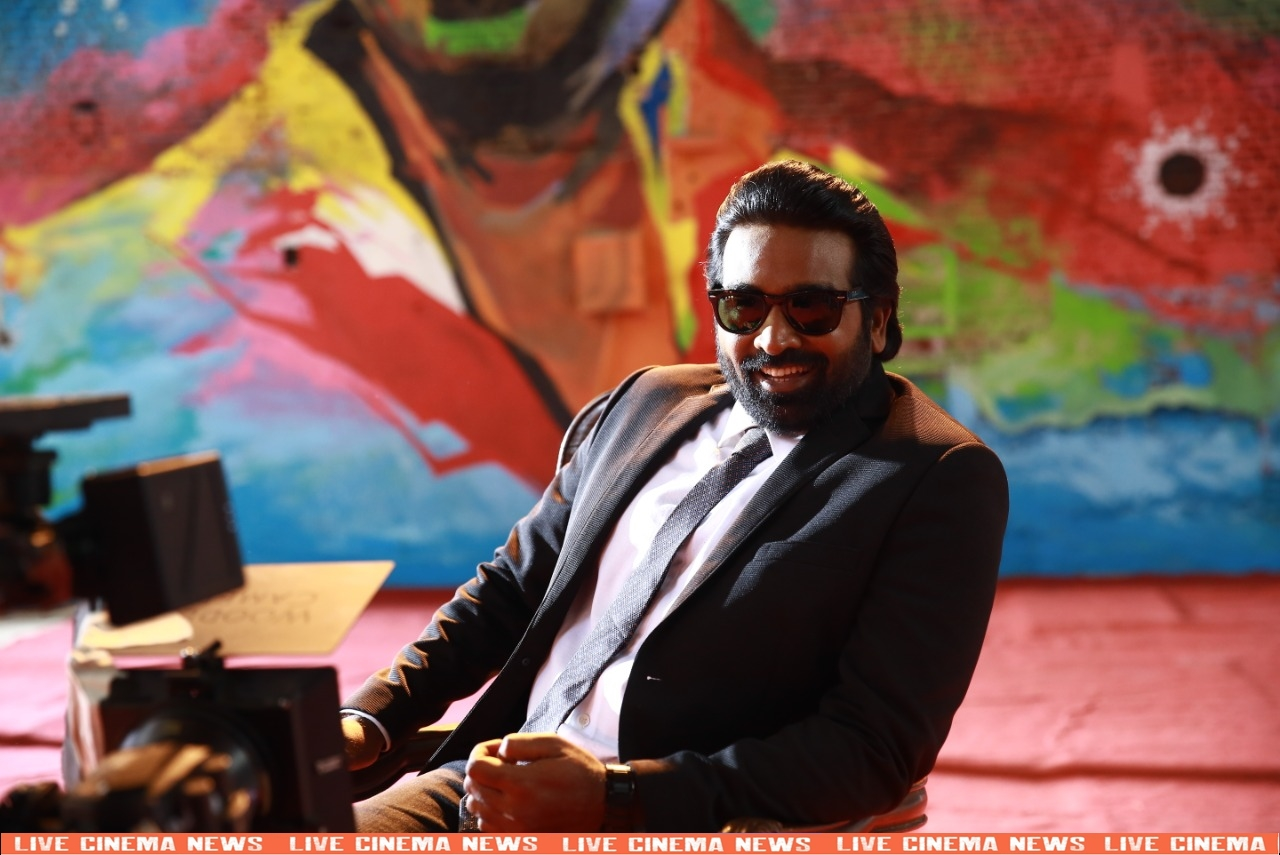 Exclusive Photos of Tughlaq Darbar Movie