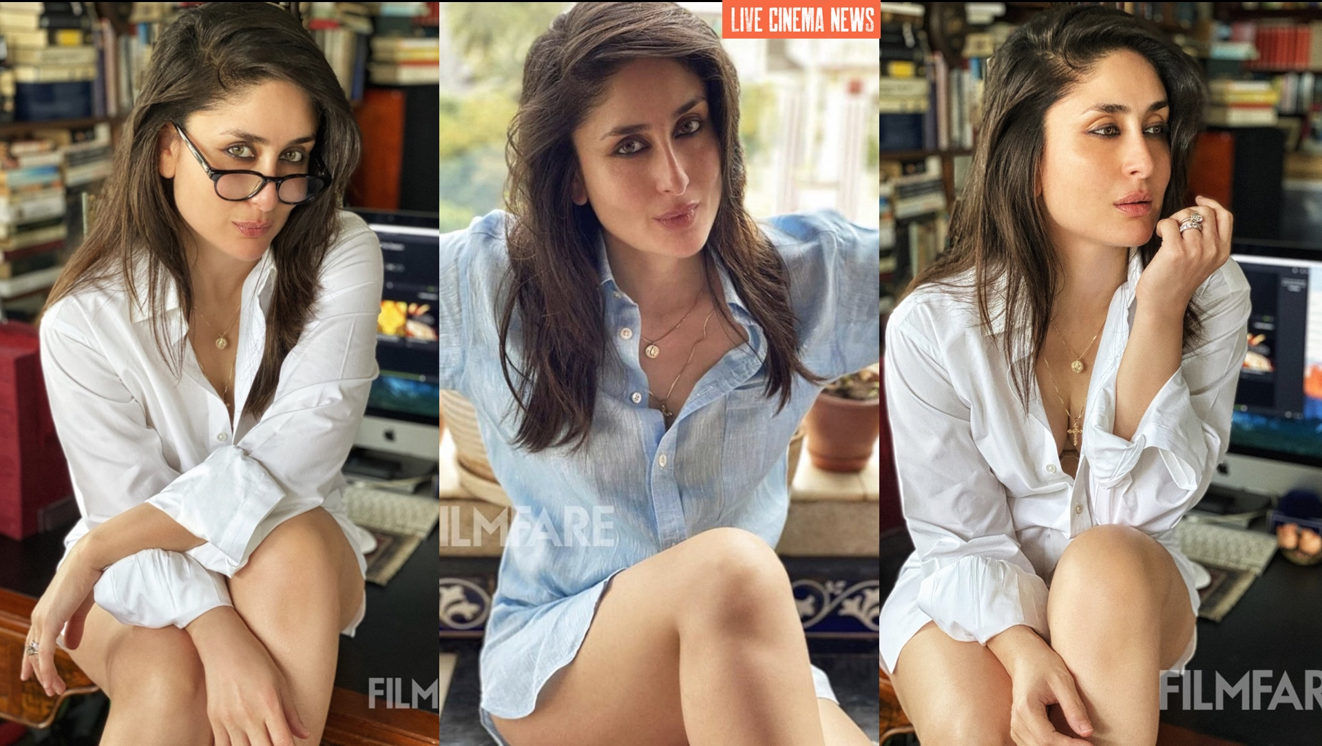 Kareena Kapoor's latest photoshoot that is disturbing the sleep of the fan