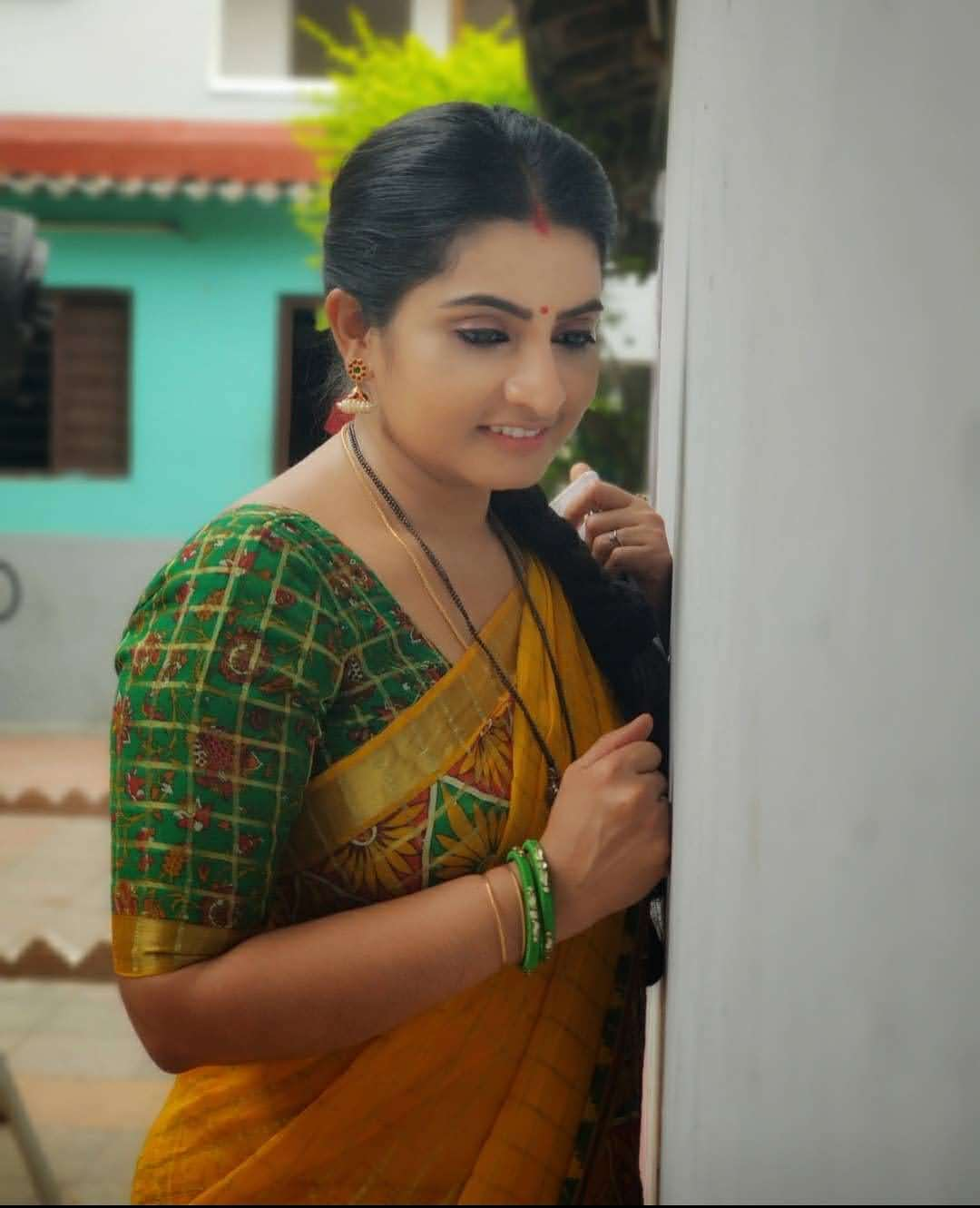 Sujitha-saree-5