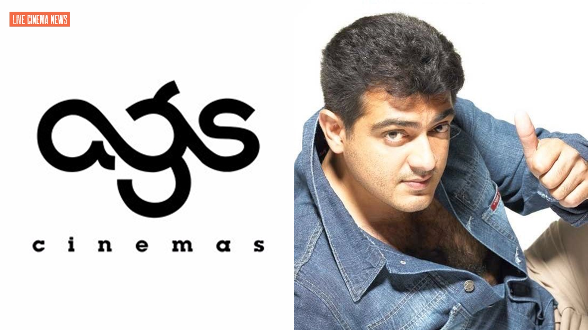 Thala Ajith in AGS production