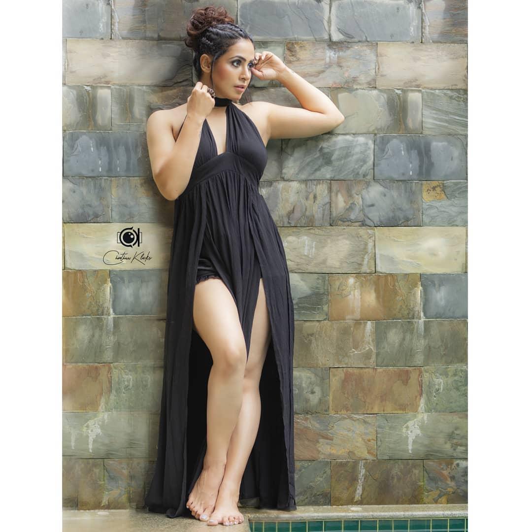 Actress Nandini Rai Latest Photos (20)