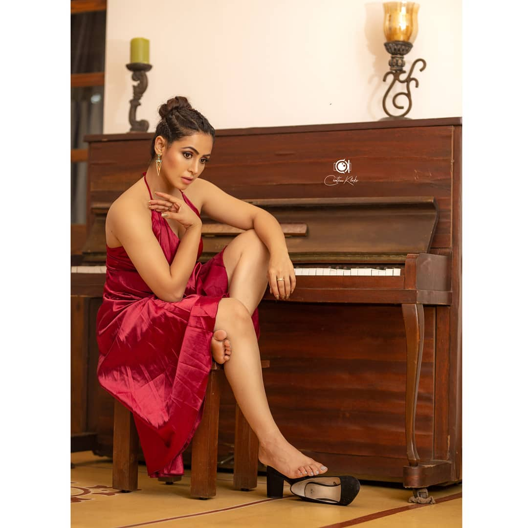 Actress Nandini Rai Latest Photos (29)