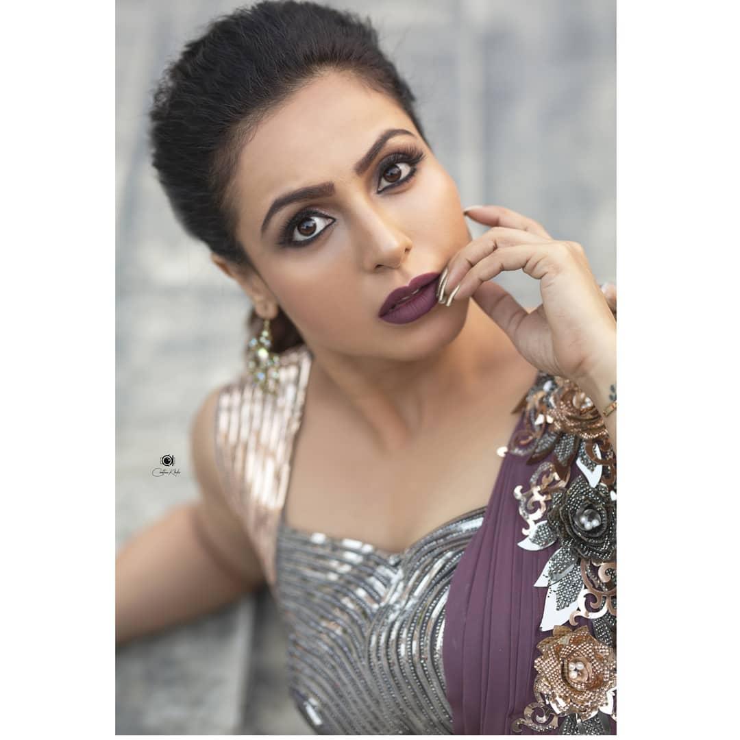 Actress Nandini Rai Latest Photos (33)