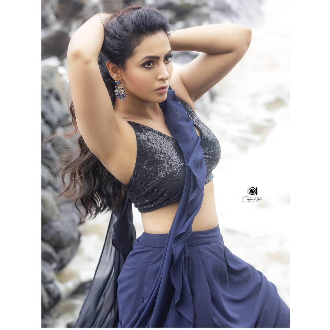 Actress Nandini Rai Latest Photos (35)