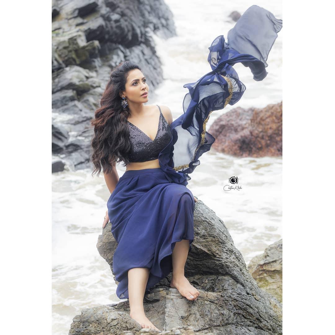 Actress Nandini Rai Latest Photos (37)