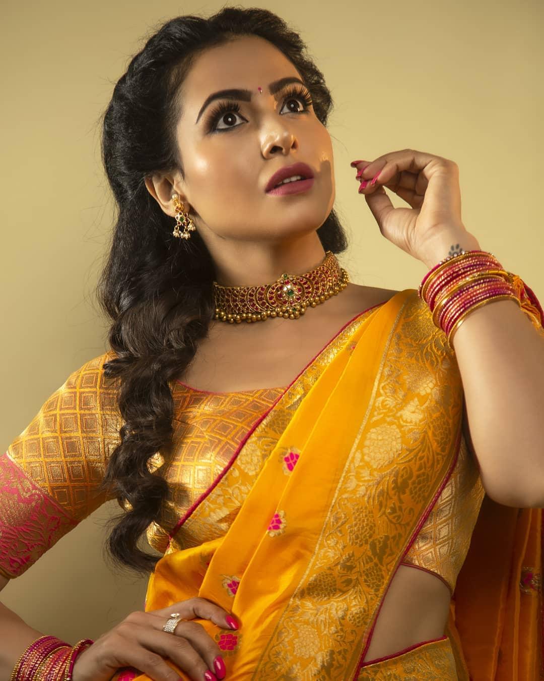 Actress Nandini Rai Latest Photos (43)