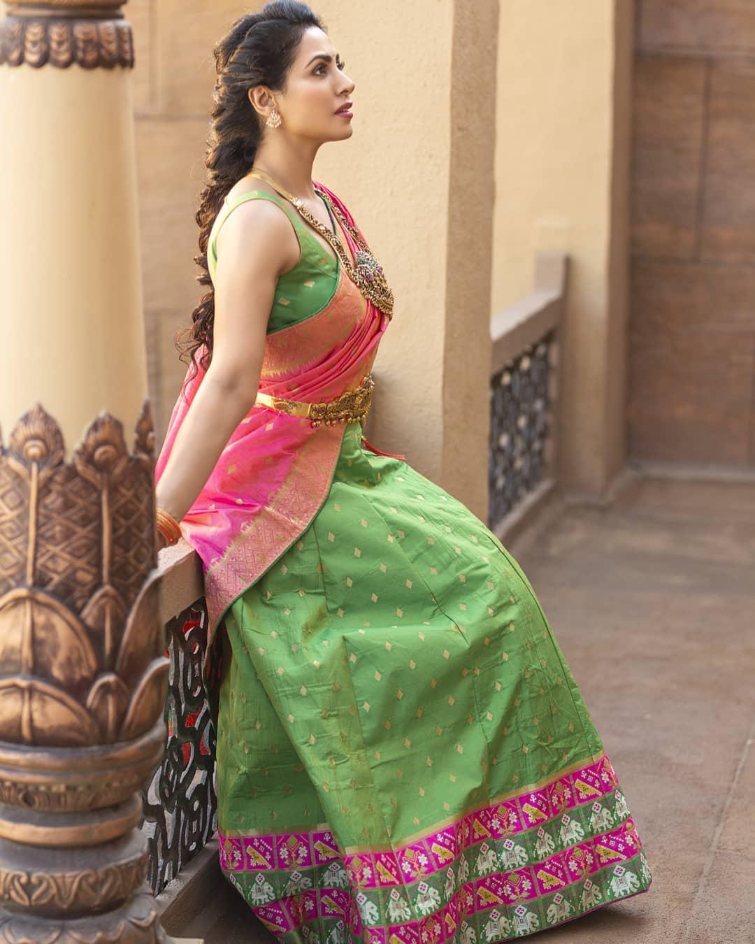 Actress Nandini Rai Latest Photos (44)