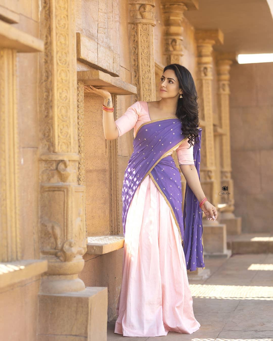 Actress Nandini Rai Latest Photos (46)