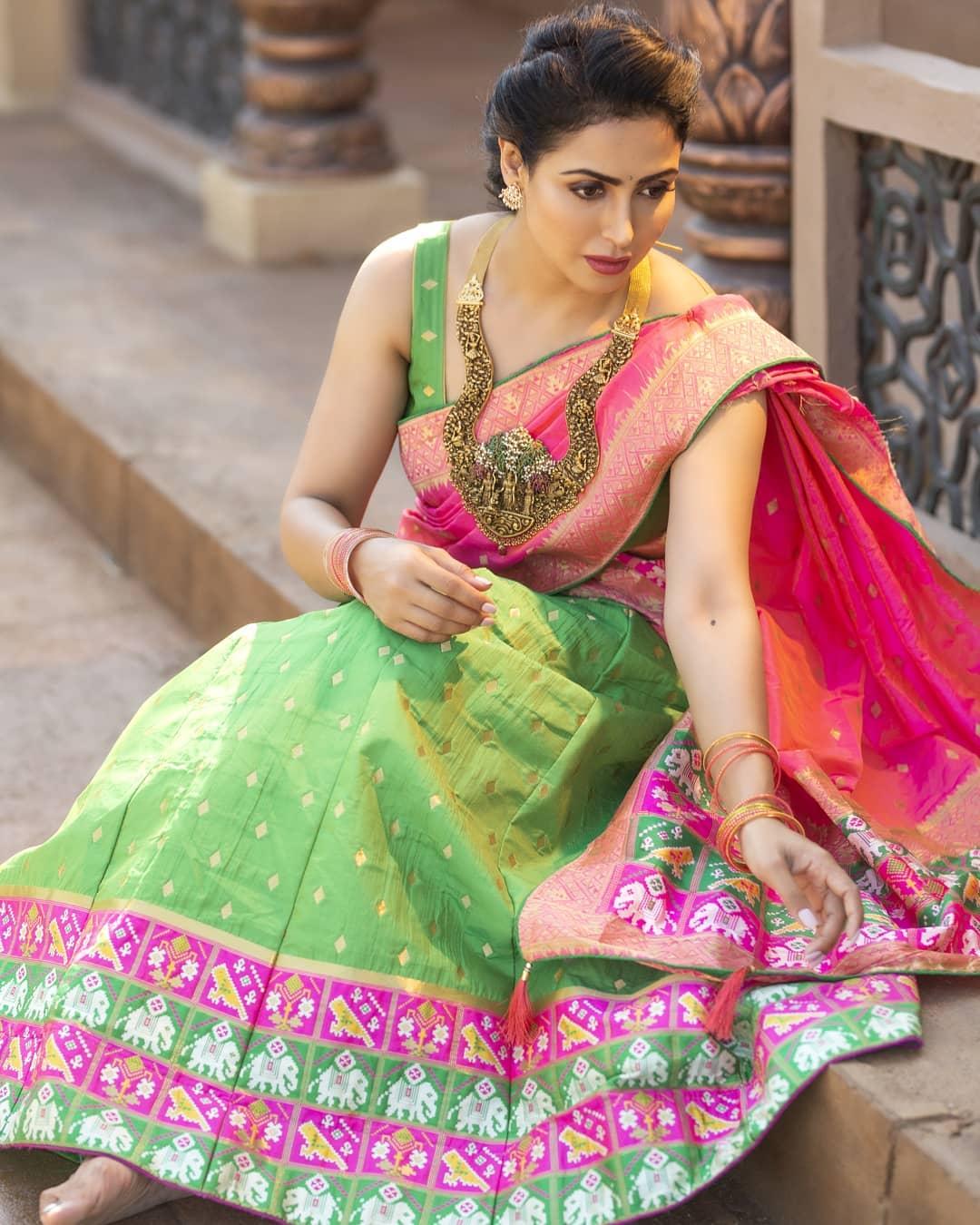 Actress Nandini Rai Latest Photos (49)