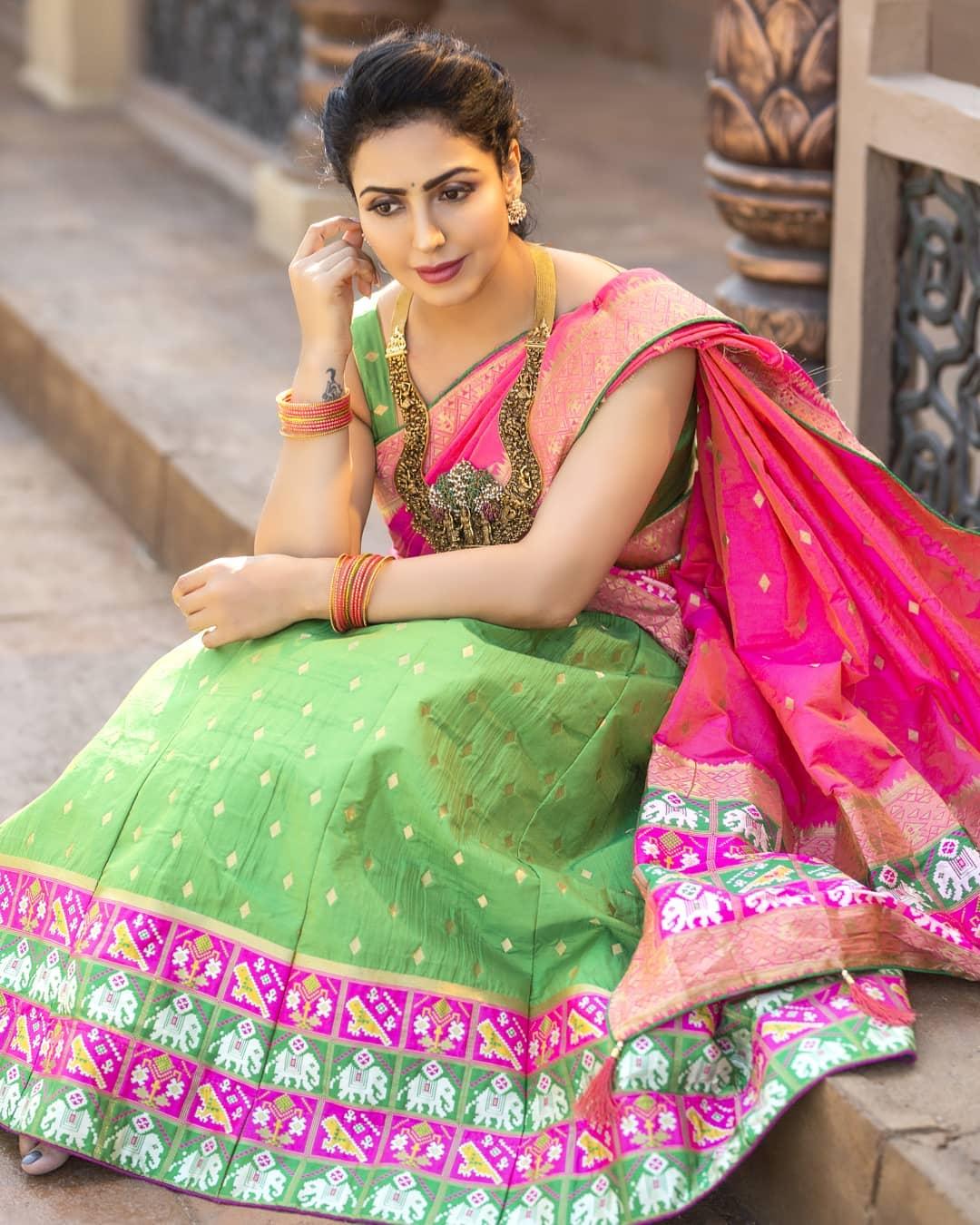 Actress Nandini Rai Latest Photos (53)