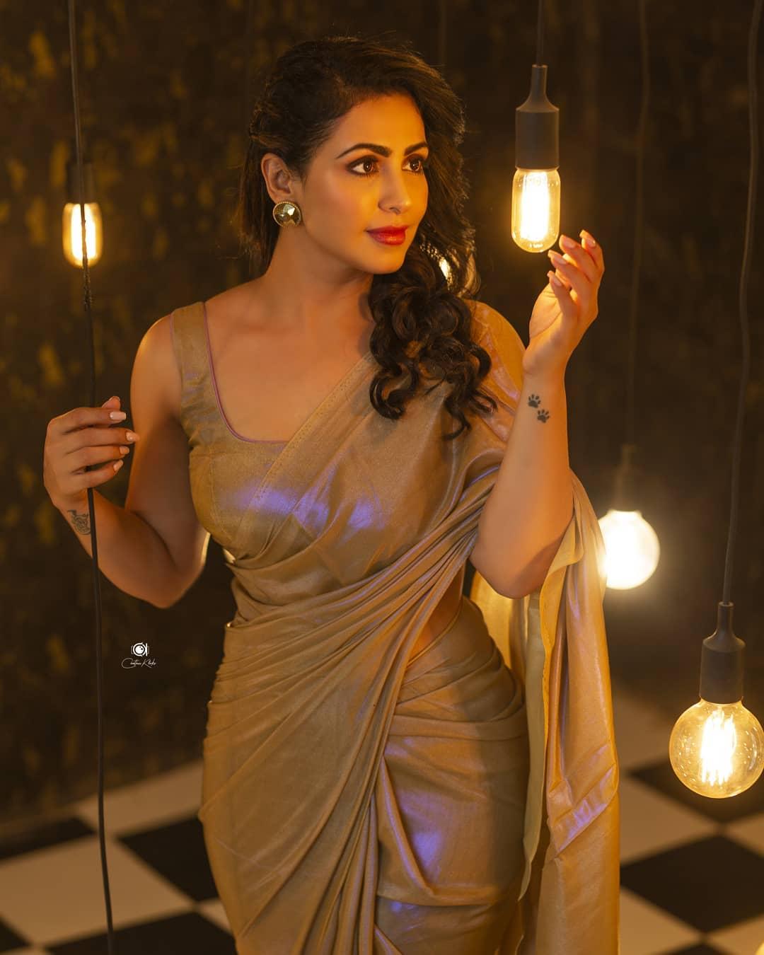 Actress Nandini Rai Latest Photos (57)