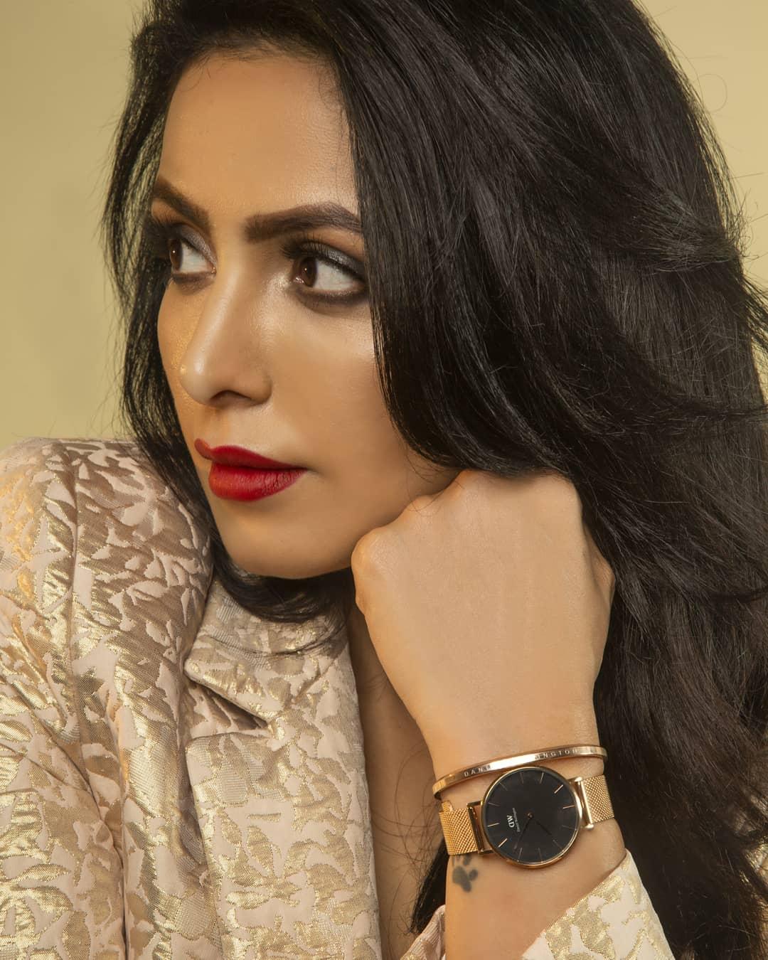 Actress Nandini Rai Latest Photos (59)