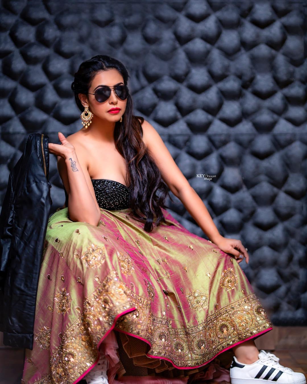 Actress Nandini Rai Latest Photos (73)