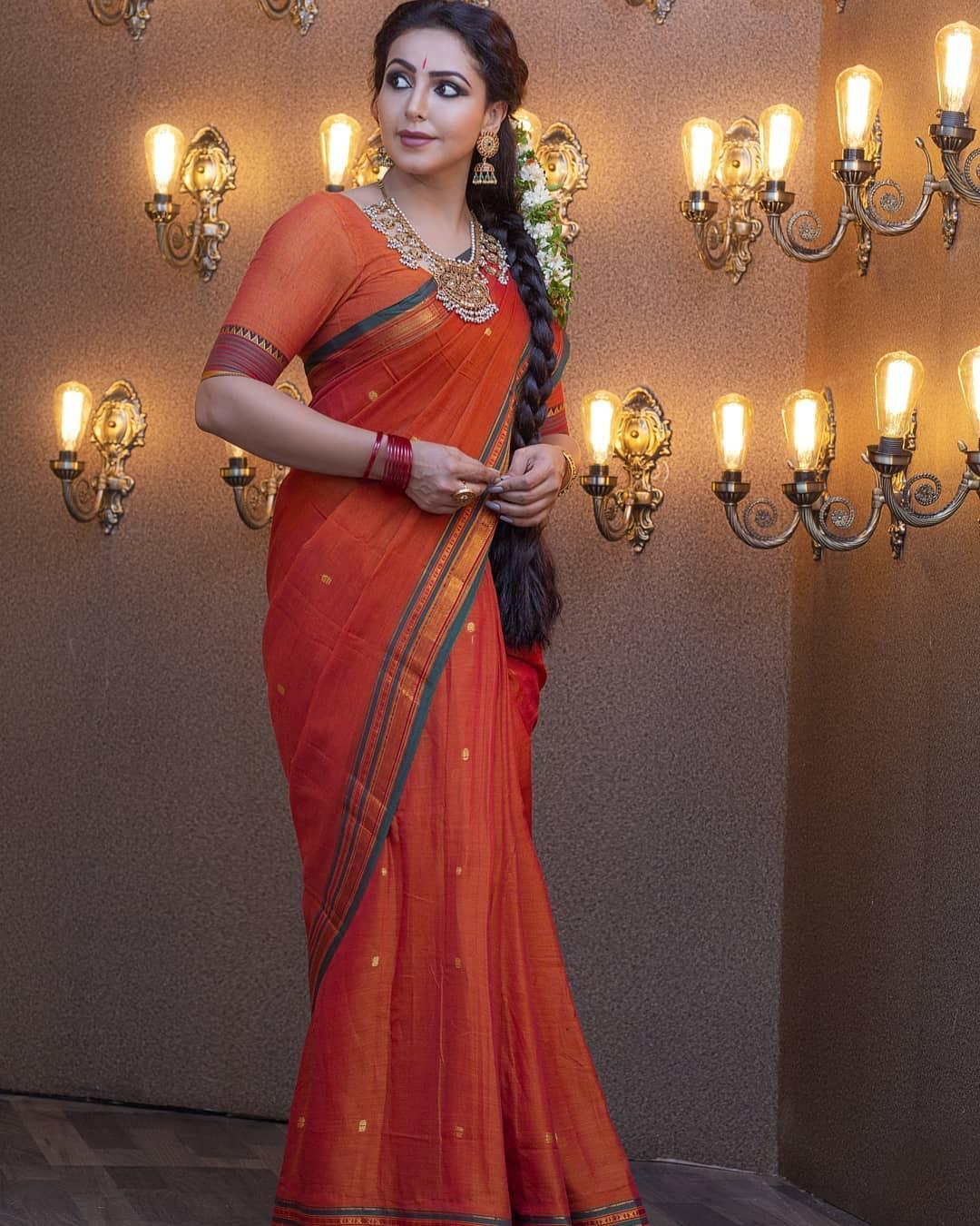 Actress Nandini Rai Latest Photos (74)