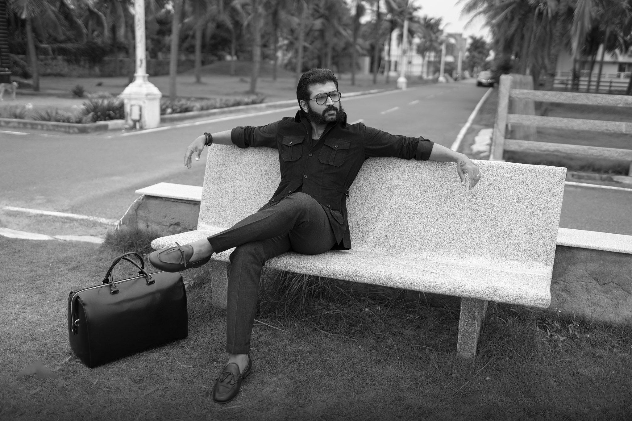 Tamil Actor Arun Vijay HD Images