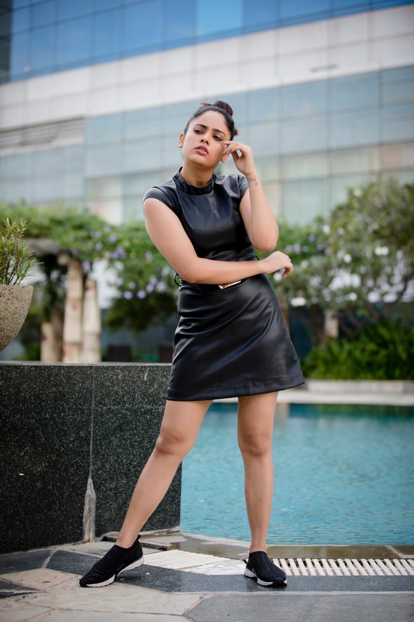 Actress Nandita Swetha Latest Stylish Photo Shoot