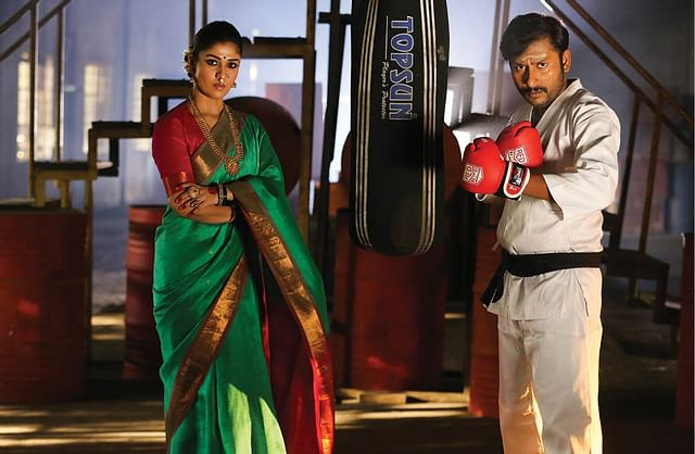 Mookuthi Amman Tamil Movie Photos