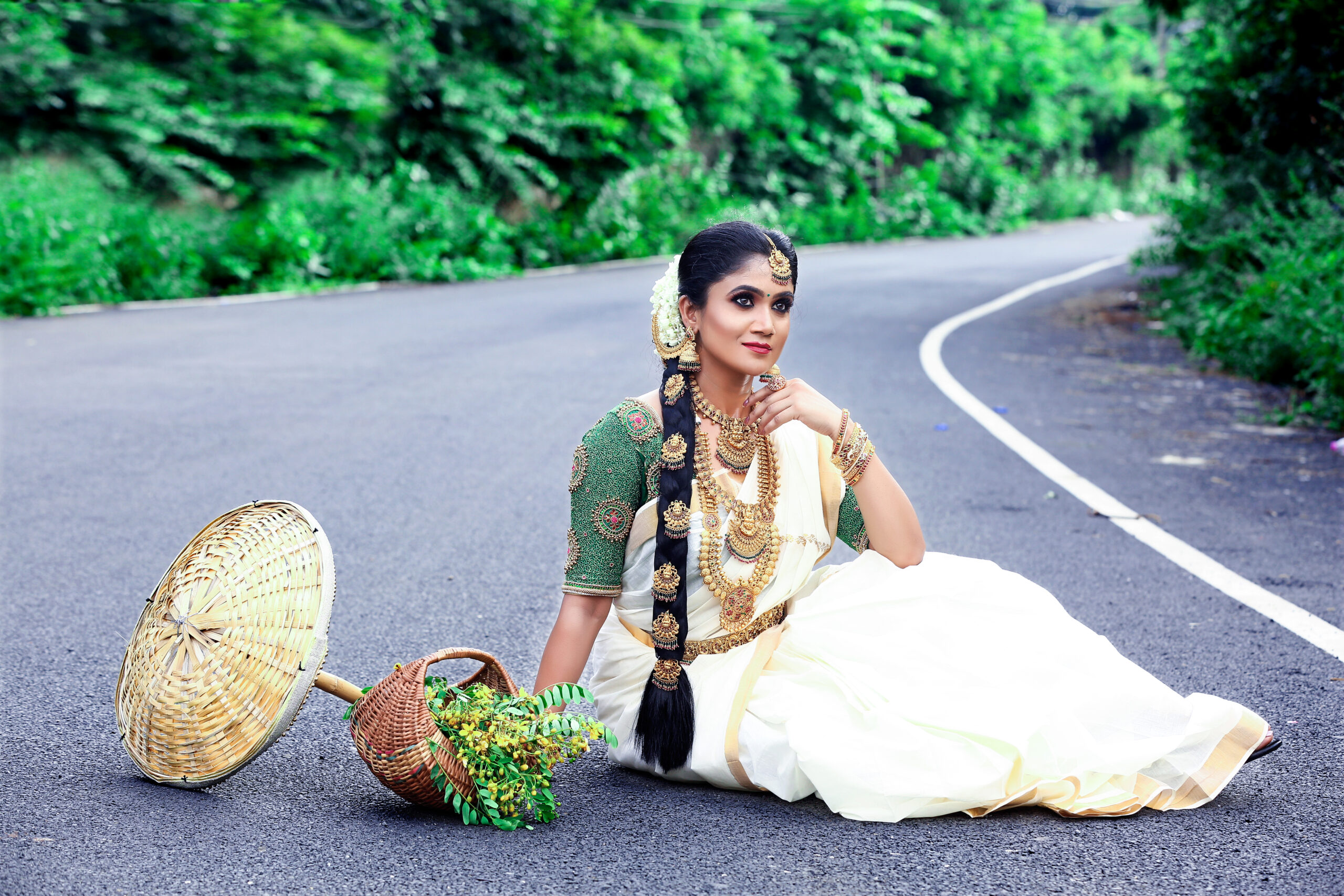 Ivan Than Uthaman Fame Sara Venkatesh Latest Photoshoot Pics (13)