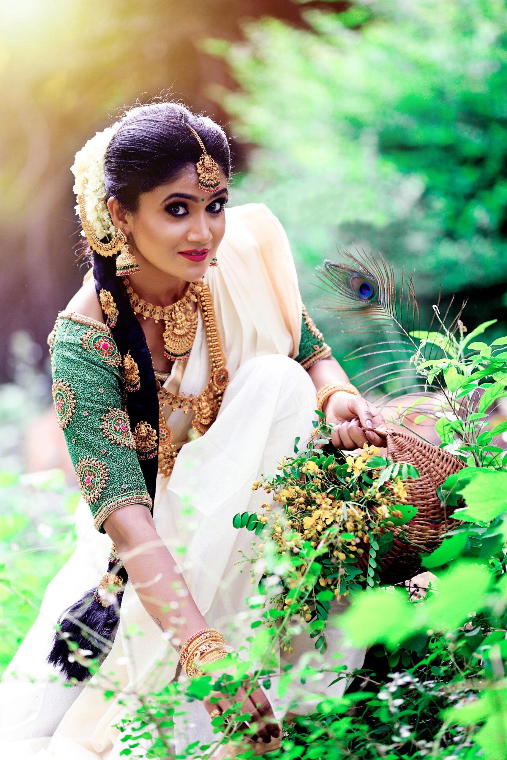 Ivan Than Uthaman Fame Sara Venkatesh Latest Photoshoot Pics (16)