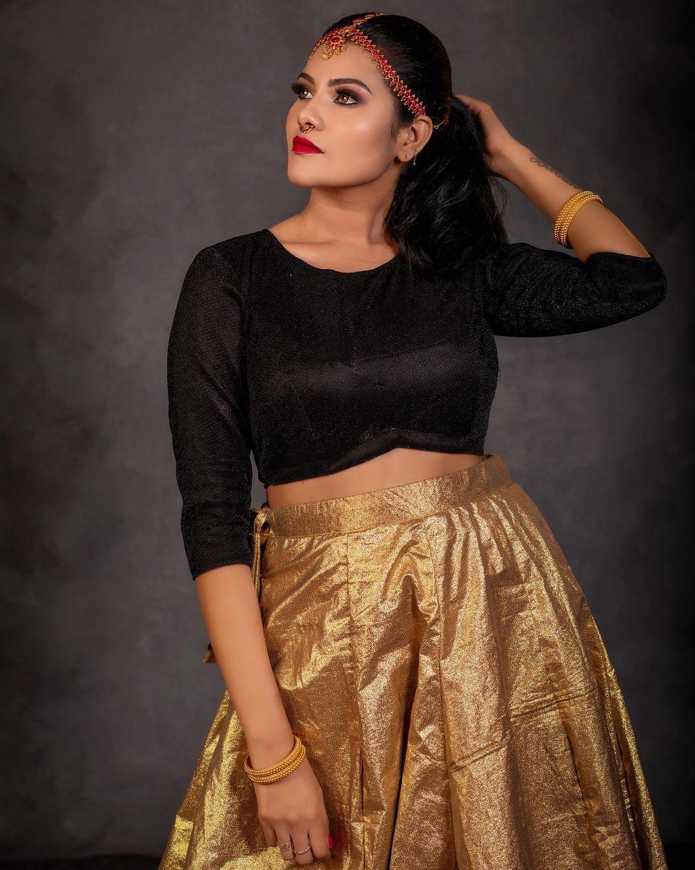 Ravishing Nivisha Latest Photos