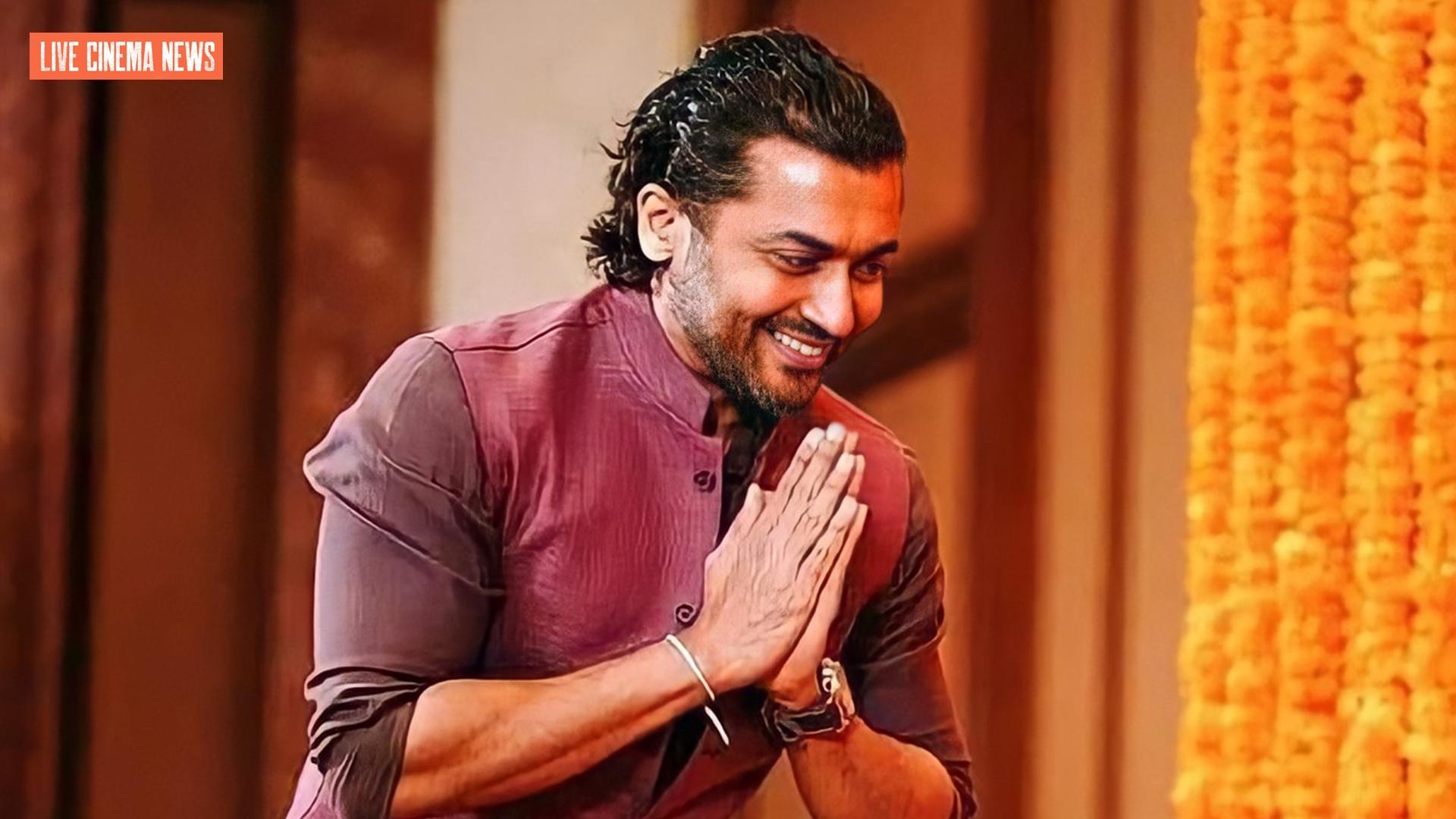 Actor Suriya Latest Photos