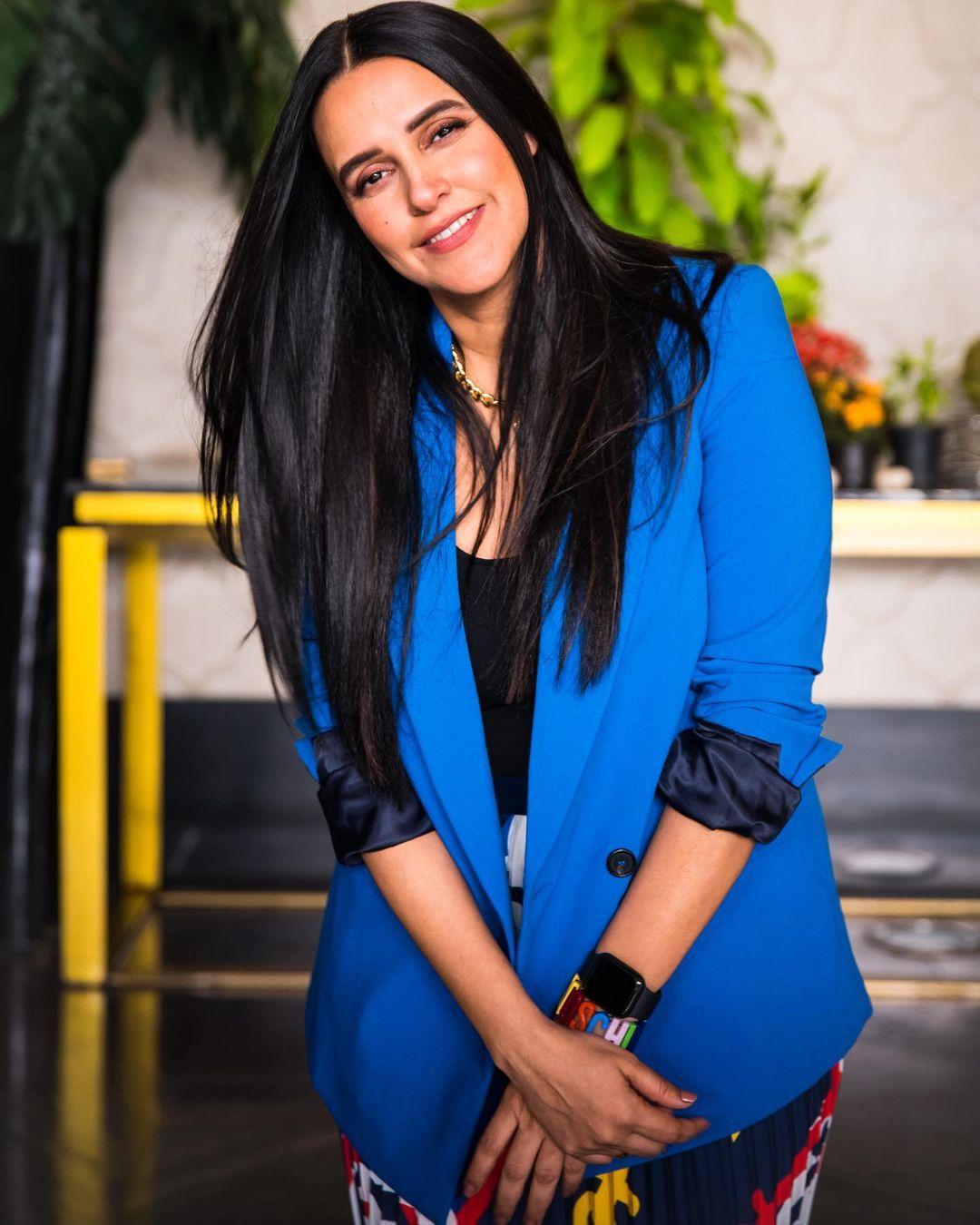 Actress Neha Dhupia Instagram Images (18)