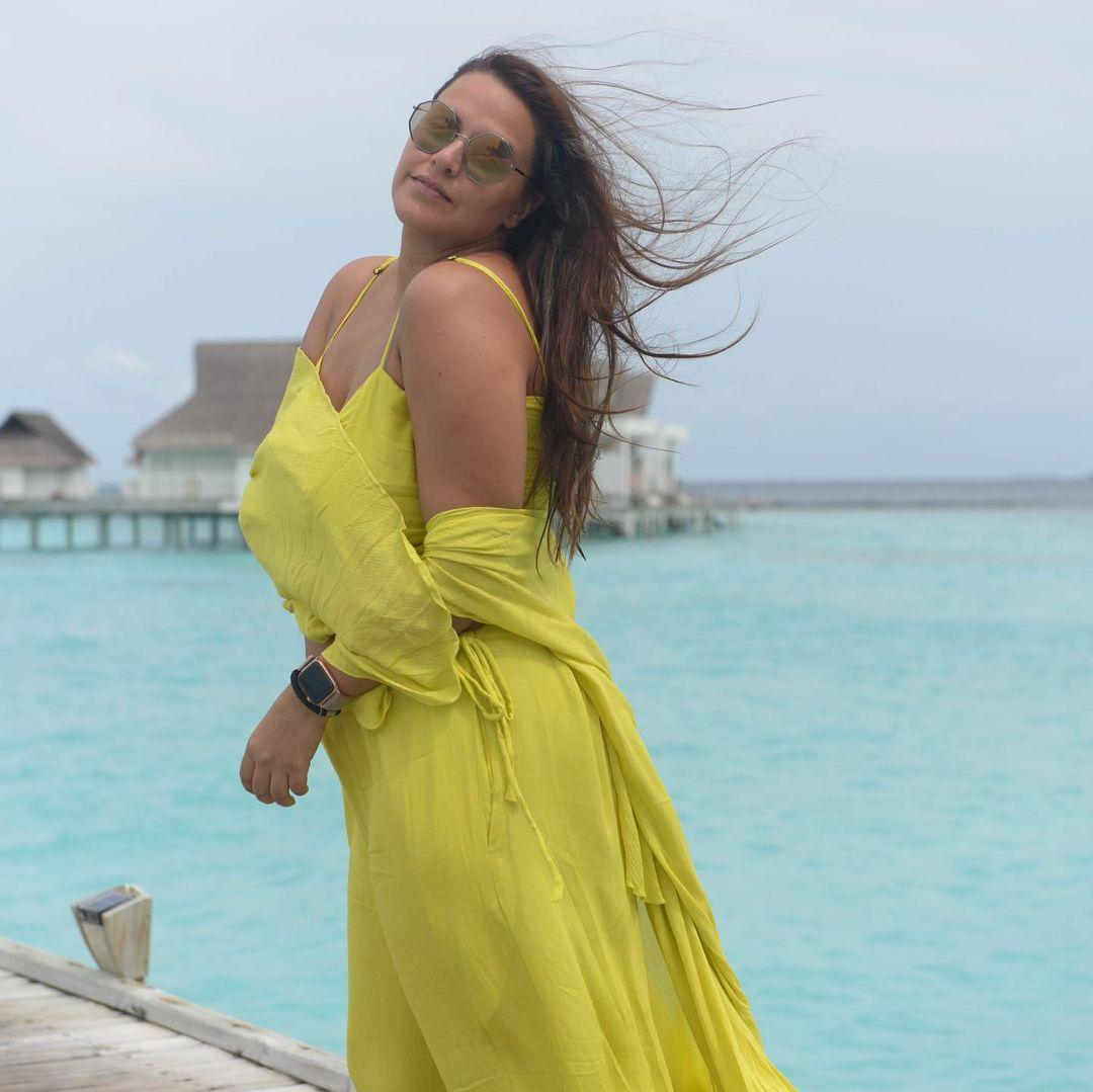 Actress Neha Dhupia Instagram Images (4)