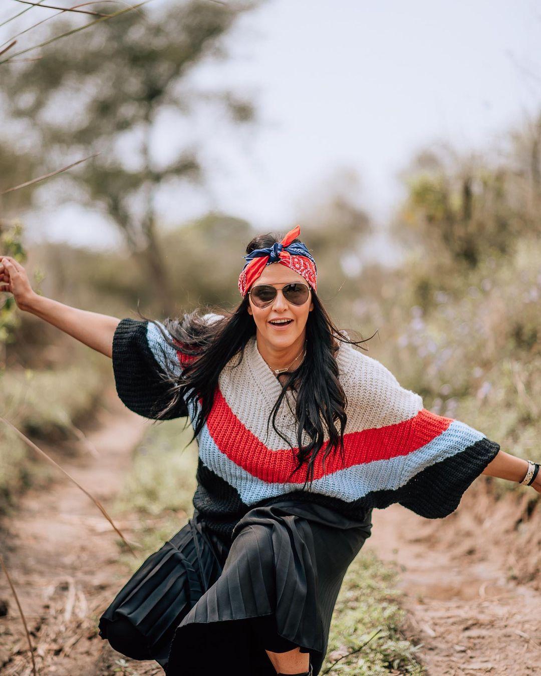 Actress Neha Dhupia Instagram Images (40)