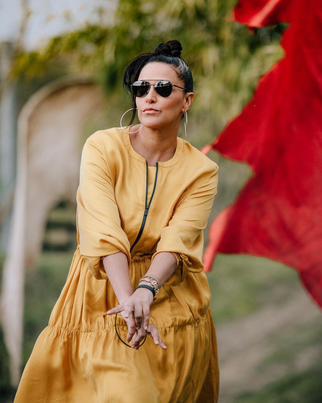 Actress Neha Dhupia Instagram Images (42)