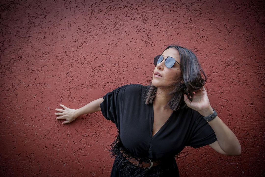 Actress Neha Dhupia Instagram Images (51)