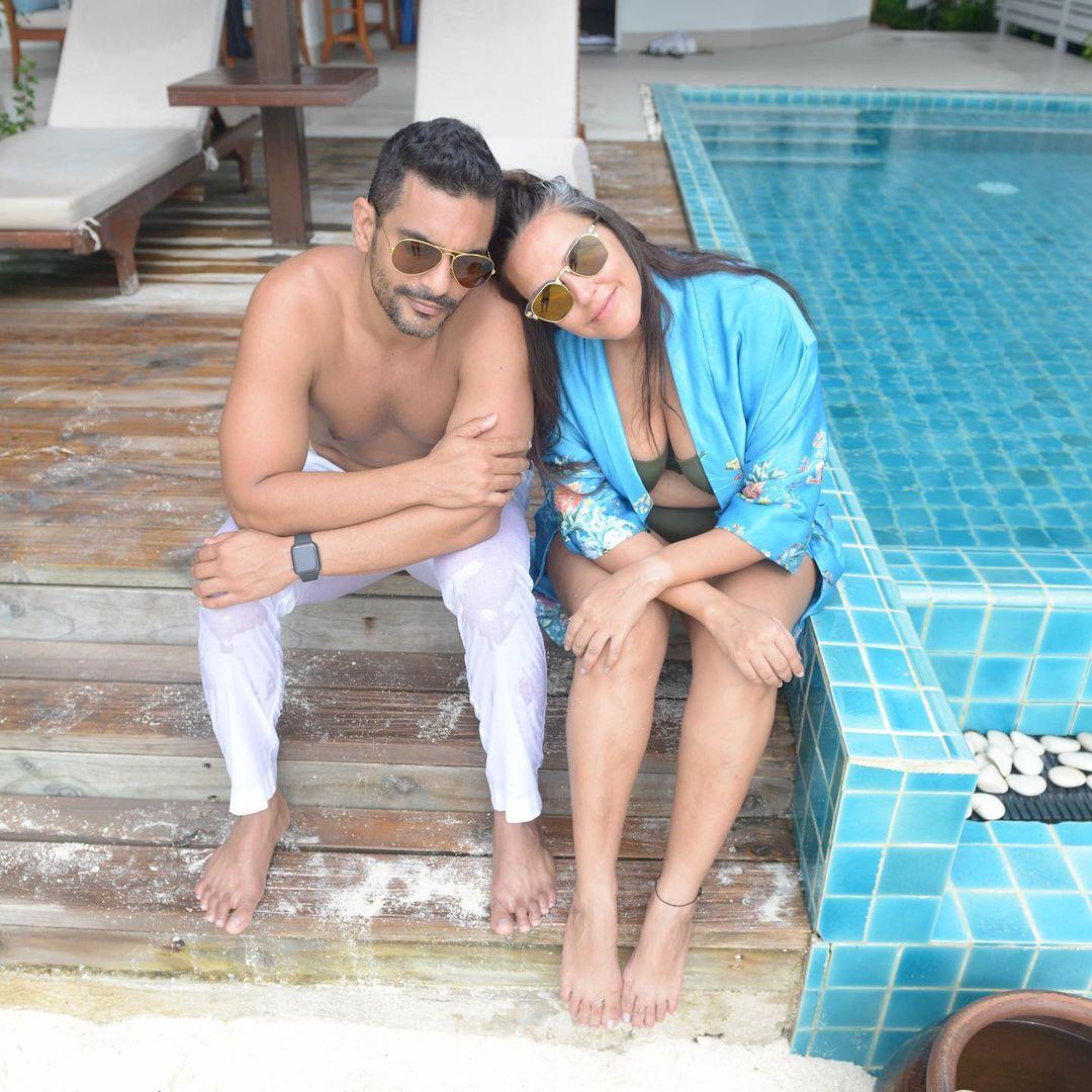 Actress Neha Dhupia Instagram Images (6)