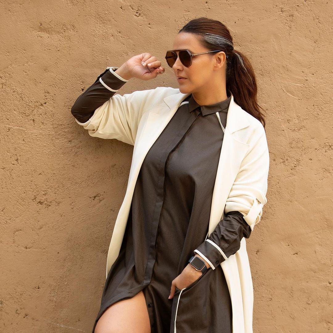 Actress Neha Dhupia Instagram Images (7)
