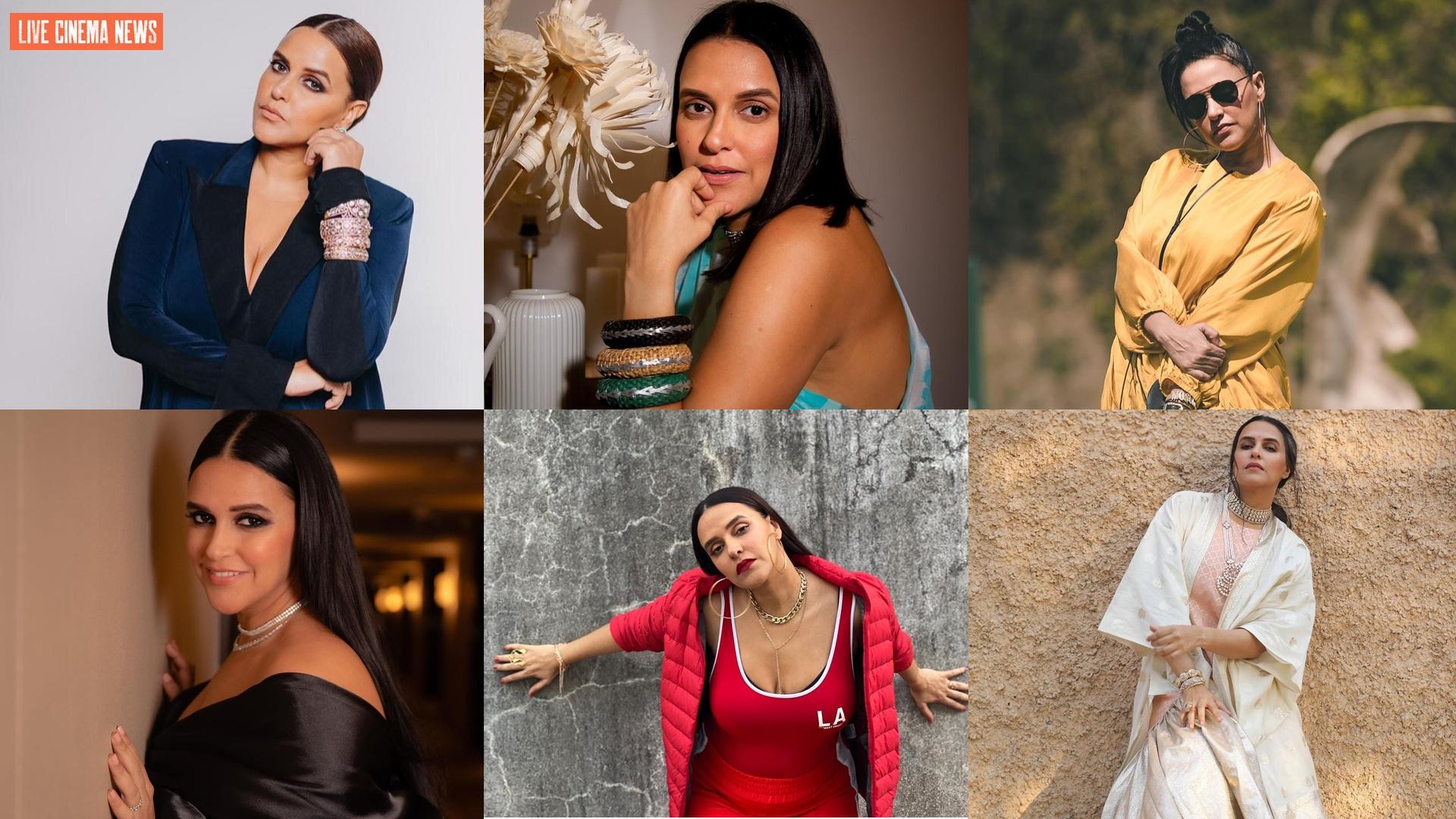 Actress Neha Dhupia Instagram Images