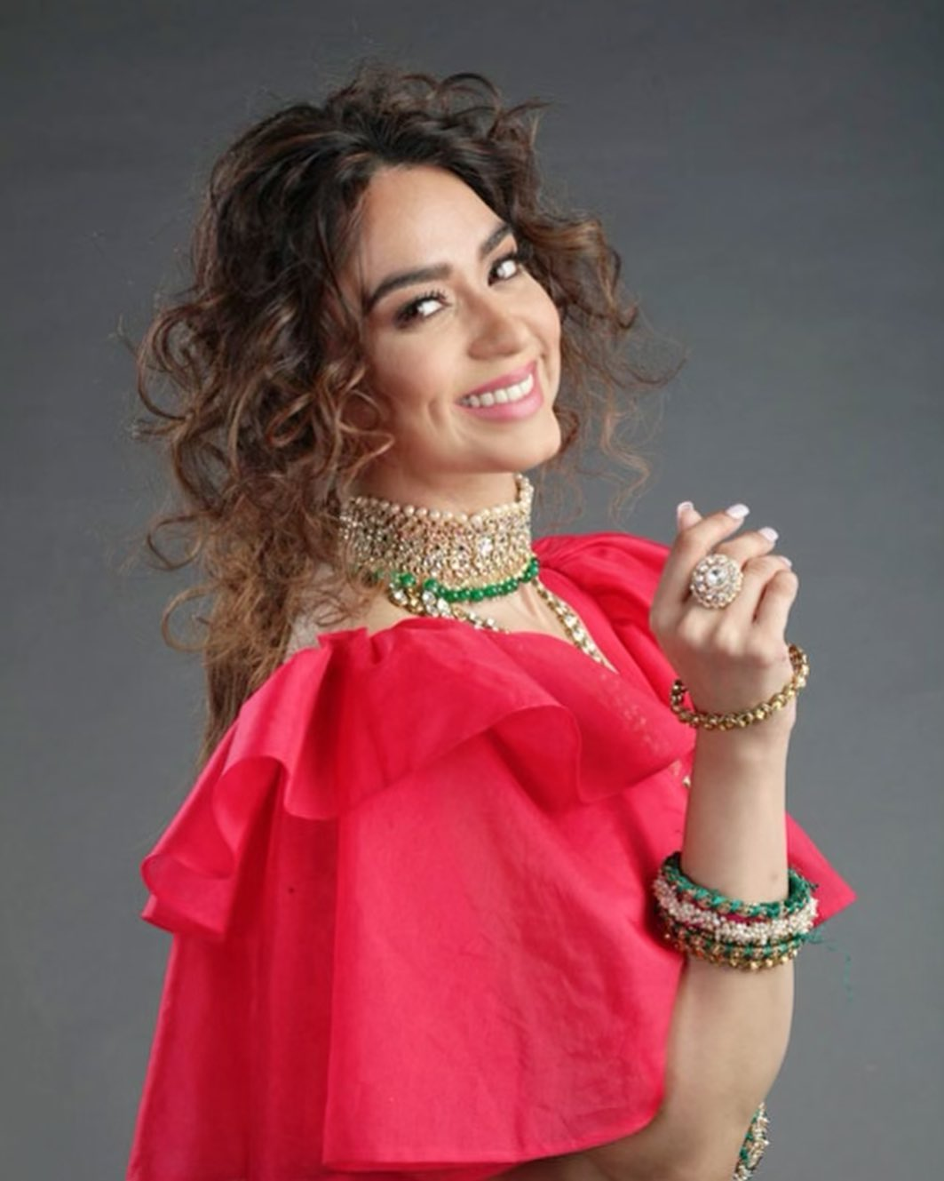 Beauty Queen Soundarya Sharma Photos (19)