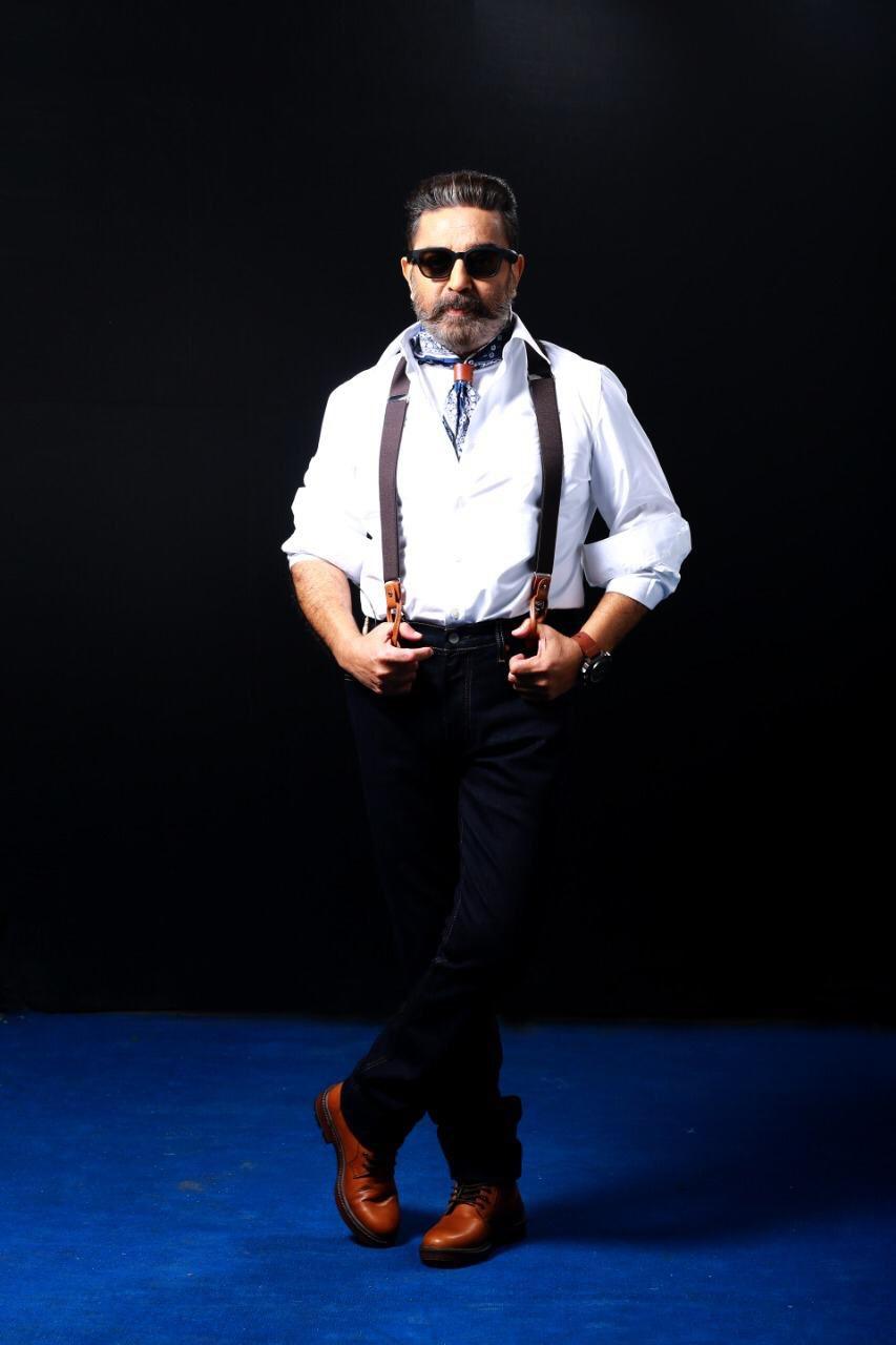 Kamal Haasan Latest Photos HD