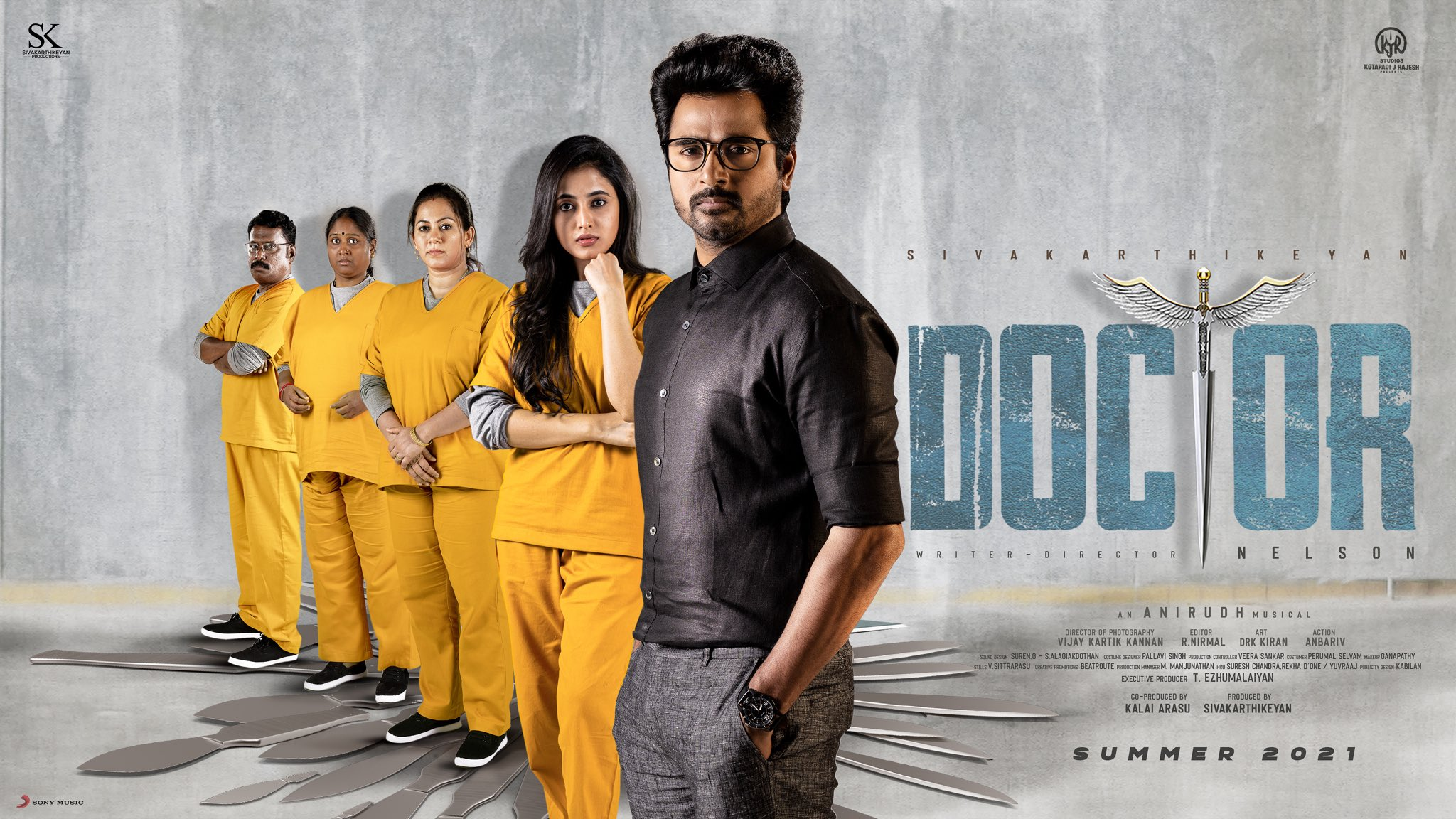 Doctor movie poster hd