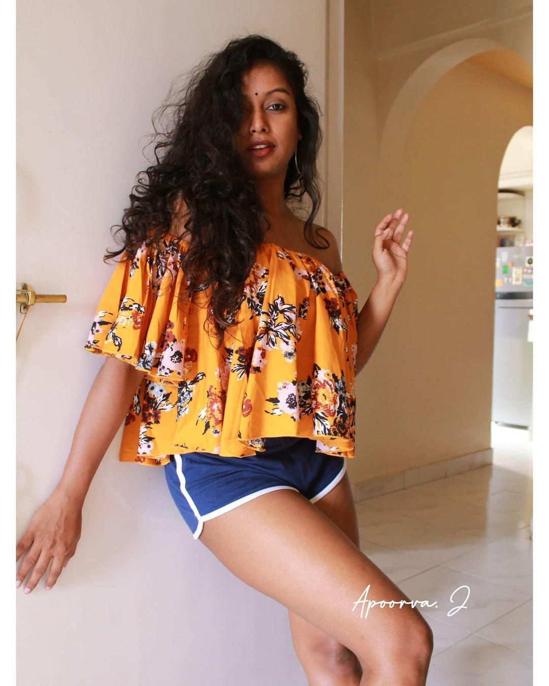 Instagram star Apoorva Jayarajan Photo Gallery (22)