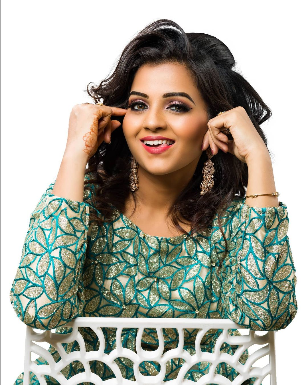 Poove Poochudava Serial Actress Krithika Laddu Latest Photos (23)
