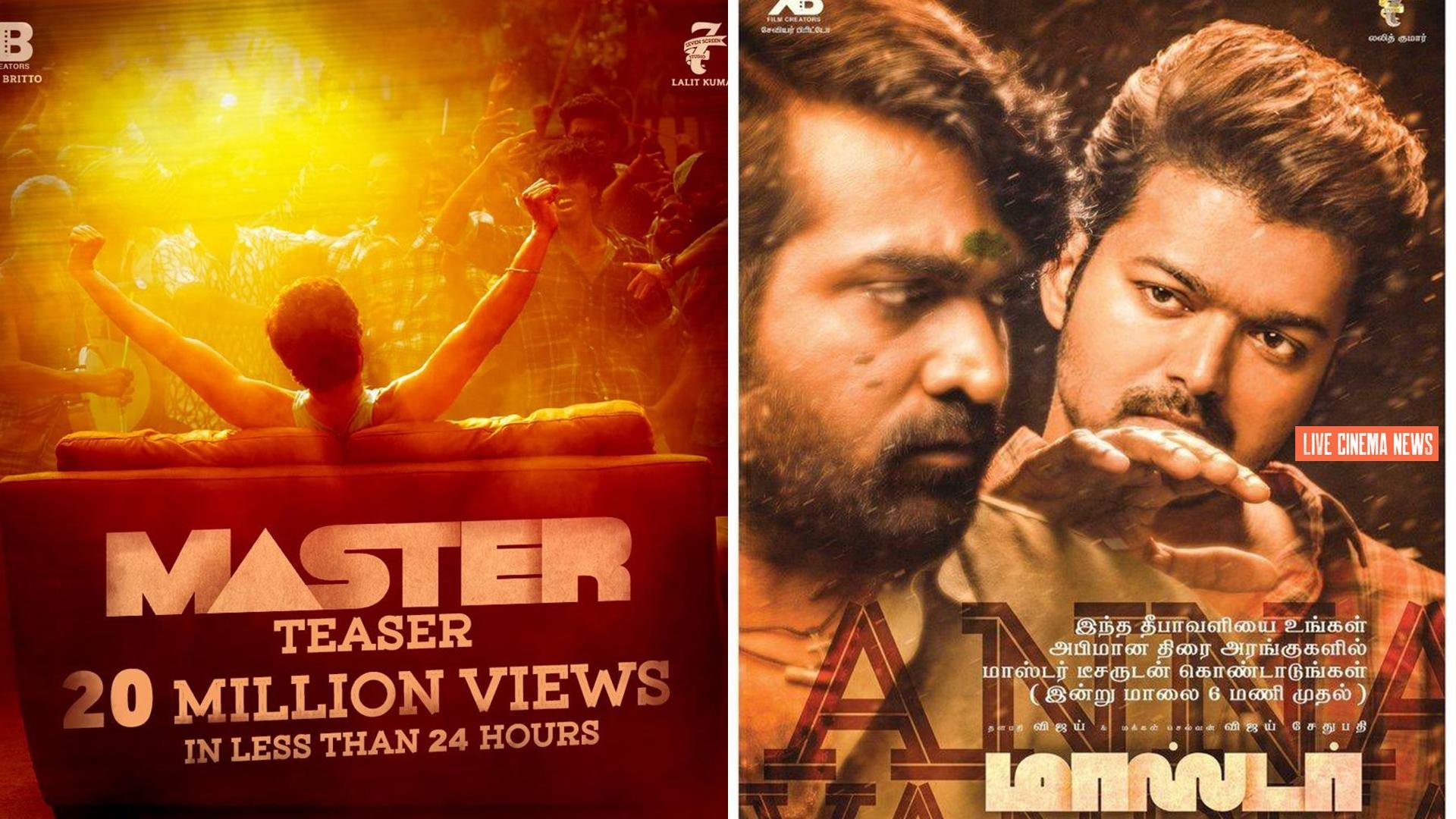 Thalapathy Vijay is back as 'Pakka' Master