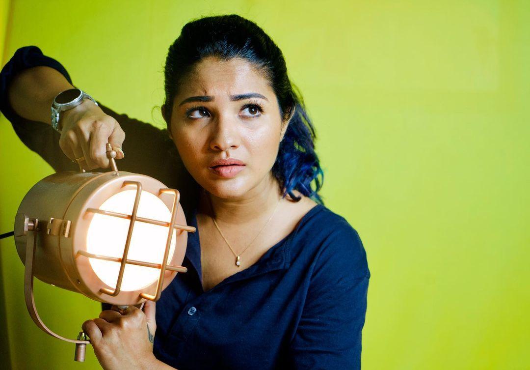 Sharanya Turadi Latest Stills